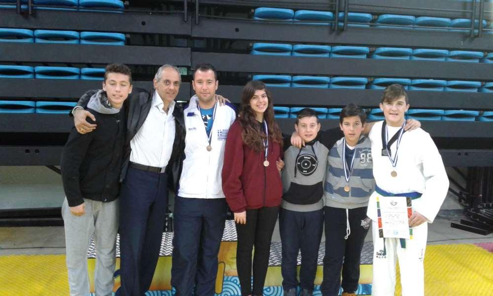 Πανελλήνιο Πρωτάθλημα Νοτίου Ελλάδος και διακρίσεις